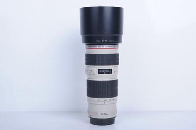 11新二手 Canon佳能 70-200/4 L USM(小小白)(B3694)【京】