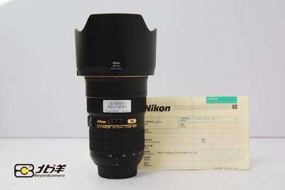 99新 尼康 AF-S Nikkor 24-70/2.8G ED 行货有保卡(BG11140001)