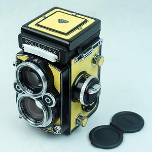 禄来白脸 Rolleiflex 2.8F Xenotar 真蜥蜴皮相机