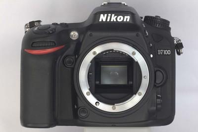 【APS画幅数码相机】尼康 D7100(NO:2371)