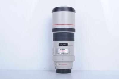 11新二手Canon佳能 300/4 L IS 防抖定焦镜头(B4258)【京】