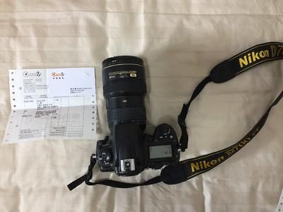 换门出尼康D700镜头24-120, 16-35, 70-200, 闪光灯sb-700等