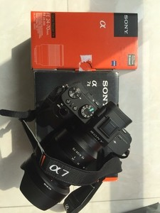 索尼 SONY 微单  A7M2 24-70F4镜头  只用了一次