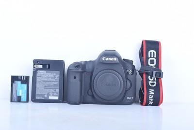 96新二手 Canon佳能 5D3 单机 高端单反 无敌三(B1534)【京】