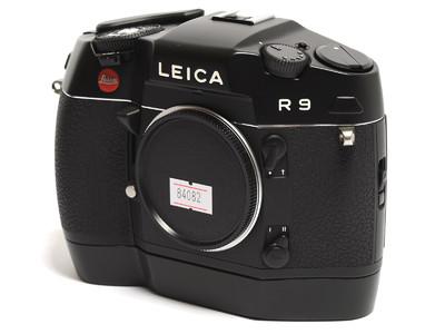 徕卡/Leica R9相机 黑色 连卷片马达 *美品*