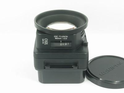 富士 Fujifilm GX680 系列用 GX MD 180/3.2 大光圈人像王 超美品