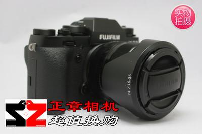 富士/Fujifilm X-T2 XT2套机带18-55镜头 微单相机 黑色 支持4K