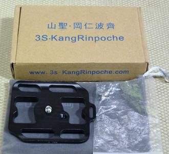 冈仁波齐Kangrinpoche C 1DX 专用快装板