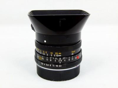 徕卡Leica Elmarit-R 28/2.8 E48