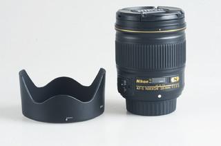 98新 尼康 AF-S 尼克尔 28mm f/1.8G