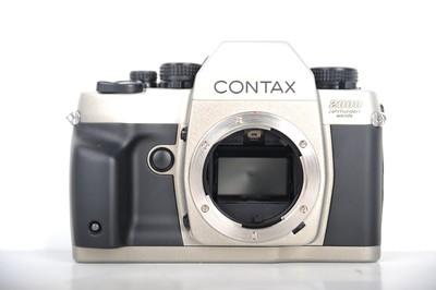 97新二手Contax康泰时 RX2000 限量定制版(B0523)【京】