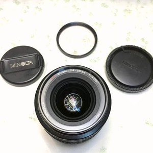 Minolta/美能达AF 24-50mm F4索尼MA自动镜头