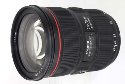 【全画幅标准变焦镜头】佳能 EF 24-70/2.8L II USM(NO:4913)