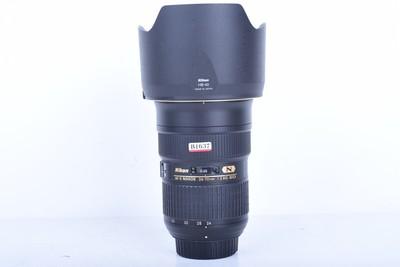 96新二手Nikon尼康 24-70/2.8 G ED AF-S变焦镜头(B1637)【京】
