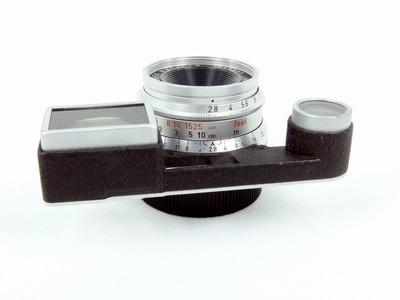 徕卡Summaron M35/2.8 眼睛八枚