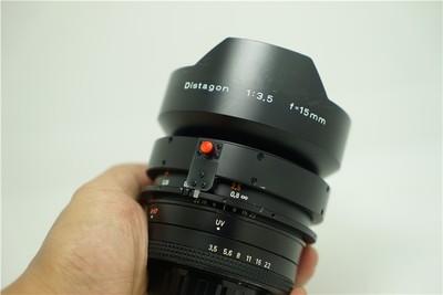 稀罕 禄莱 rollei metric 15 3.5 15mm F3.5 HFT 德产工业版本