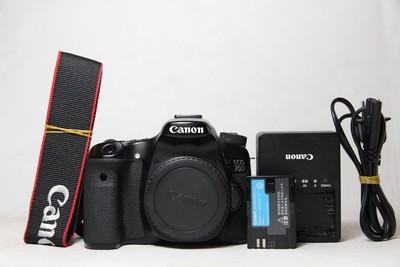 93新二手 Canon佳能 70D 单机 中端单反相机(T12251)【津】