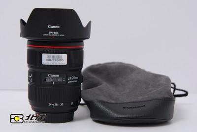 99新佳能 EF 24-70mm/2.8L II(BG07220005)