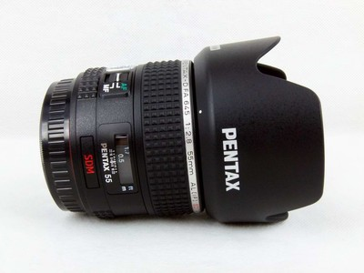 宾得 smc PENTAX-D FA 645 55/2.8 AL[IF] SDM AW
