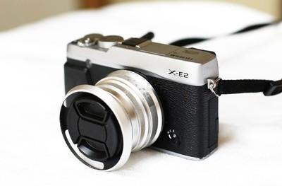 出九五成新的富士 X-E2和16-55镜头