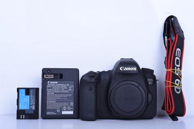 95新二手Canon佳能 6D 单机 高端单反相机(B3358)【武】