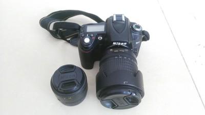 尼康 D90+DX18-135+50 1.8+三角架反光板