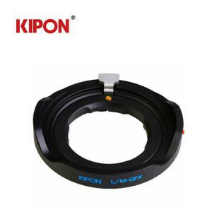 KIPON 徕卡M系列镜头转富士 GFX 50S转接环 黑色版 L/M-GFX