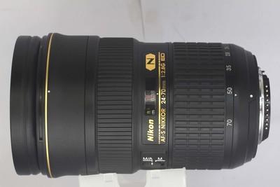 尼康 AF-S 24-70/2.8G ED(NO:5953)