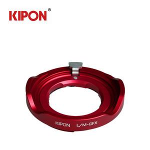 KIPON 徕卡 M系列镜头转富士GFX 50S 转接环 红色版 L/M-GFX