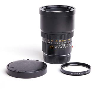 徕卡 Summicron M 90/2 加产内置光罩 送UV #hk7386