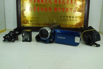 佳能 FS300 FS306 数码摄像机 DV 录像机 光学防抖 可置换