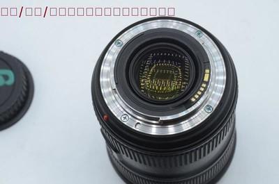新到佳能24-70 2.8 II 二代镜头 可交换器材 编号8475