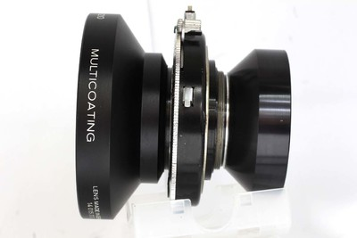 施耐德Symmar S 210mm f/5.6(NO:5372)