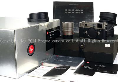 特价50周年纪念版 徕卡 M7+-M 50/1.4 钛套机#HK3896