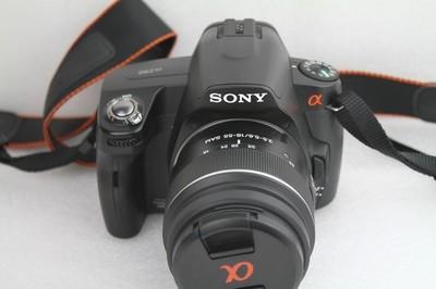 索尼 A900  18 55