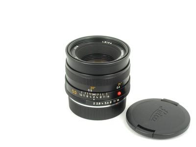 徕卡 Leica Summicron-R 50/2 E55 后期 ROM 版 超美品