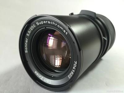 哈苏Hasselbald Sonnar-Superachromat 250mm f/5.6 CF