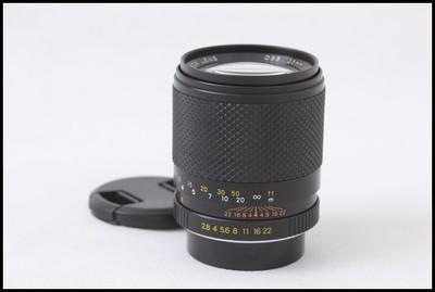 雅西卡135/2.8 手动镜头(YC口)