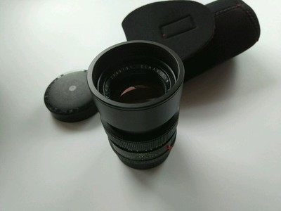 Leica Elmarit-R 90 2.8镜头 充新