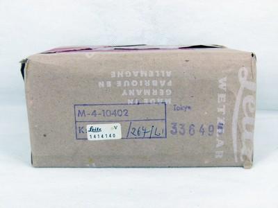 徕卡Leica M4 50周年黑色
