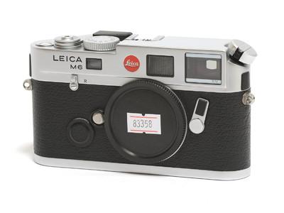 徕卡/Leica M6 TTL相机 银色 0.72取景器   *超美品*