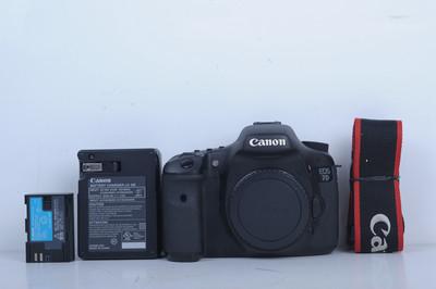 95新二手 Canon佳能 7D 单机 中端单反相机(B3670)【京】