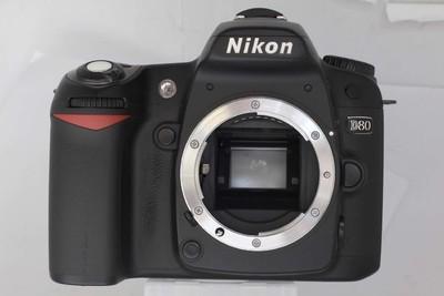 【APS画幅数码相机】尼康 D80(NO:8782)