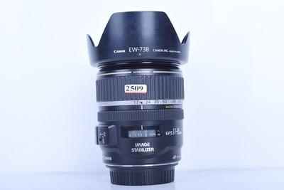 95新二手Canon佳能 17-85/4-5.6 IS USM 防抖镜头(2509)【京】