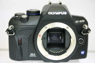 奥林巴斯 E420