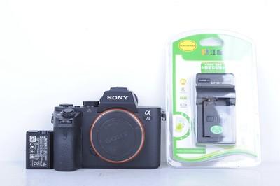 95新二手 Sony索尼 A72 A7 II 单机 微单相机(B0966)【京】