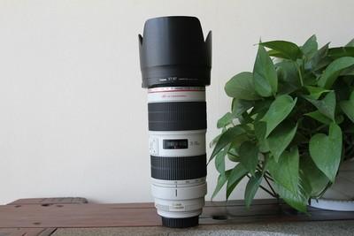 97新二手Canon佳能 70-200/2.8 L IS II USM小白兔(W11016)【武】