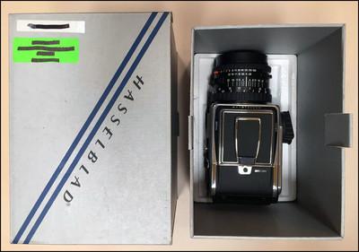 哈苏 Hasselblad 501CM + 80/2.8 CFE + A16 银色 带包装
