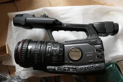 佳能 XF310 专业高清数码摄像机 摄影机 X300 X305升级版 新款