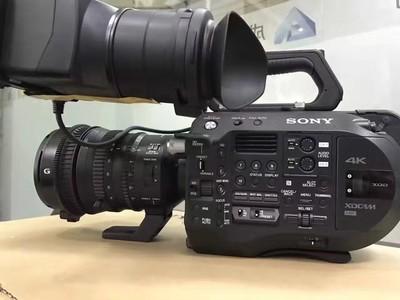 索尼 PXW-FS7K套机18-110镜头
